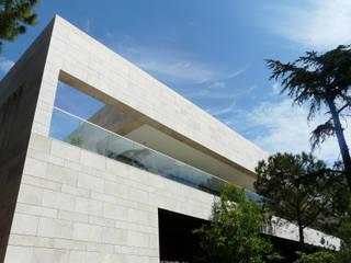 Maison sur pilotis Hamerman Rouby Architectes Maisons