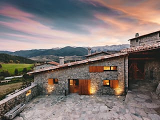 di dom arquitectura Rurale