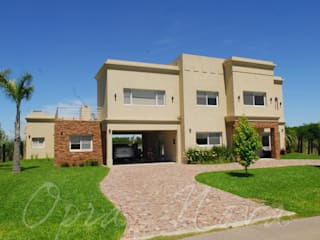 Casas modernas: Ideas, diseños y decoración de Opra Nova - Arquitectos - Buenos Aires - Zona Oeste Moderno