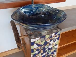 vasque d'interieur:  de style  par FRANCOISE REBORD,