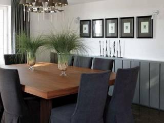HANDE KOKSAL INTERIORS – House E - E Evi:  tarz Yemek Odası