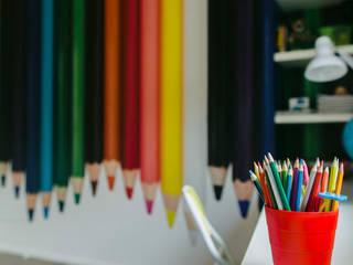 Eklektik Çocuk Odası Plastudio Eklektik