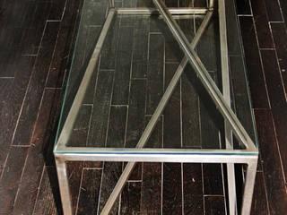 table basse Equilibre:  de style  par Charlotte Cardaire