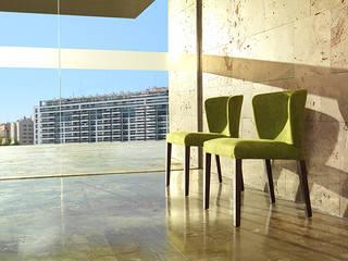 Retro Enrique Martí Asociados s.l. Living roomStools & chairs