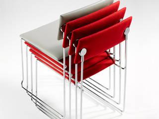 Maxie Enrique Martí Asociados s.l. Dining roomChairs & benches