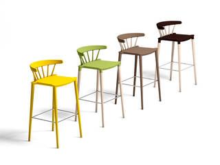 Saloon Enrique Martí Asociados s.l. Living roomStools & chairs