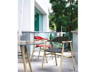 Craddle Enrique Martí Asociados s.l. Dining roomChairs & benches