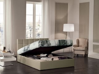 OGGIONI - The Storage Bed Specialist DormitoriosCamas y cabeceros