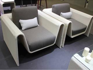 Din Don Enrique Martí Asociados s.l. Balconies, verandas & terraces Furniture