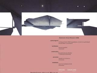 Nederlands Uitvaartmuseum Tot Zover:   door Kerssen Graafland architecten