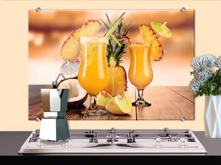 Cocina de estilo  por K&L Wall Art