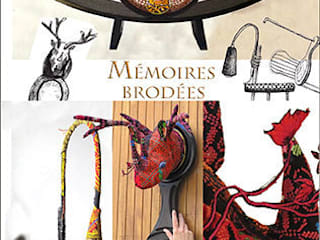 EMBROIDERED MEMORIES- ART,CRAFT, ECO DESIGN. Talva D. ArtworkOther artistic objects