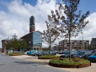 Stadhuis Vlissingen:  Congrescentra door KuiperCompagnons