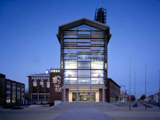 Stadhuis Vlissingen:   door KuiperCompagnons