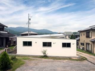 蒲郡の住宅 オリジナルな 家 の 諸江一紀建築設計事務所 オリジナル