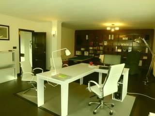 Gabinete de psicología de Arquitectos Fin Moderno