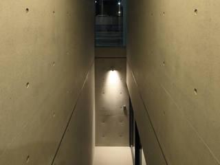 de style  par 川島建築事務所, Moderne