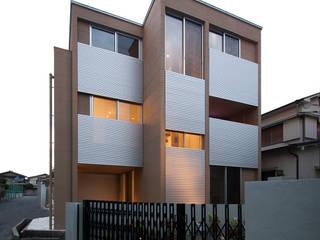 癒しのアクアリウムのある家 の ラブデザインホームズ/LOVE DESIGN HOMES オリジナル