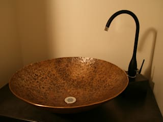 Vasque En Bronze par De-Design Moderne
