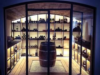 De-Design Wine cellar