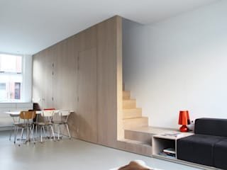 Minimalist houses by 8A Architecten Minimalist