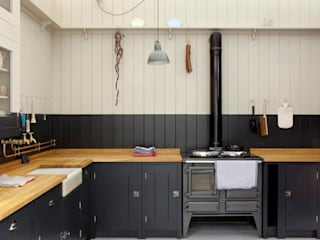 The Original British Standard Kitchen British Standard by Plain English 廚房 木頭 Black