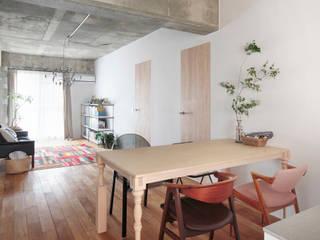 一級建築士事務所 こより Modern dining room
