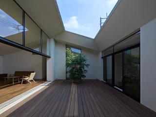 房子 by 石井秀樹建築設計事務所