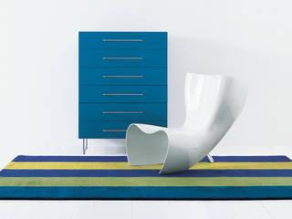 FAUTEUIL FELT CHAIR - Cappellini par SILVERA Moderne