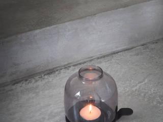 BOUGEOIR HALLGEIR CHAMBER LIGHT - Menu par SILVERA