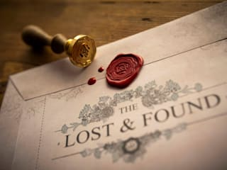 ​LOST & FOUND by Arm & Eye