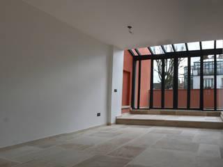 Villa Montsouris. Suite parentale. Atelier Morales: Maisons de style de style Moderne par Atelier Morales