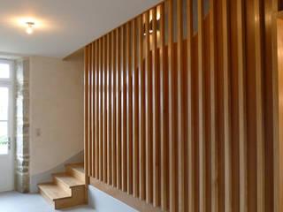 Transformation d'une résidence secondaire Maisons modernes par Emmanuel CROS architecture Moderne