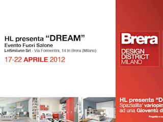 BRERA DESIGN DISTRICT di Graphosds Moderno