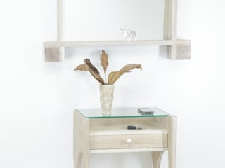 "Mirror ""Square"" par Meble Autorskie Jurkowski Scandinave"