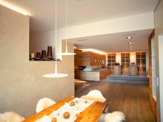 Projekty,  Salon zaprojektowane przez einfall7 GmbH