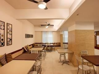 Hotel Novo Mundo - Cozinha/Refeitório dos Funcionários Hotéis modernos por DG Arquitetura + Design Moderno