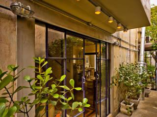 Coffee Lab Espaços gastronômicos industriais por Enzo Sobocinski Arquitetura & Interiores Industrial