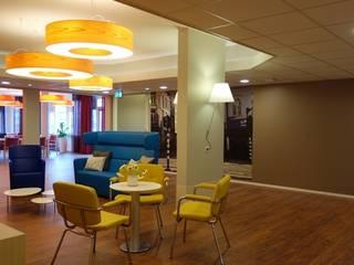 GERIATRISCH REVALIDATIECENTRUM, AMSTERDAM:  Gezondheidscentra door INPLUS INTERIEURARCHITECTUUR