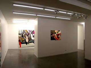 Galerie d'art contemporain par Emmanuel CROS architecture Moderne
