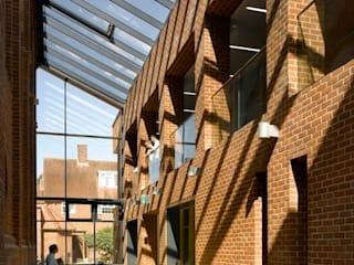 Clocktower Court, Radley College by Design Engine
