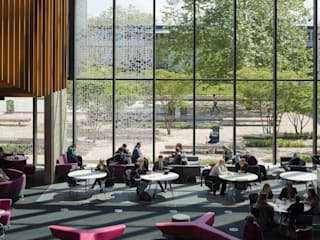 John Henry Brookes Building, Oxford Brookes University Modern schools by Design Engine Modern