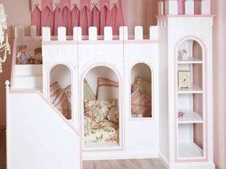 Lacote Design – Lacote prenses  çocuk ve bebek odası tasarımları:  tarz Çocuk Odası