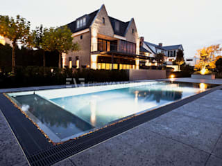 Villa garden Rotterdam ERIK VAN GELDER | Devoted to Garden Design Garden Swim baths & ponds