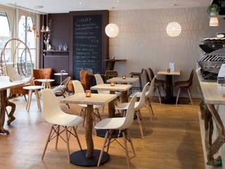 Lunchcafé Echt Alkmaar:  Gastronomie door Jan Gunneweg, Rustiek & Brocante