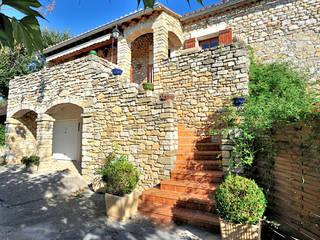 JOSE MARCOS ARCHITECTEUR Mediterranean style houses