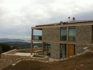 Villa Mas Nou Spanje van TenBrasWestinga ARCHITECTUUR / INTERIEUR en STEDENBOUW Mediterraan