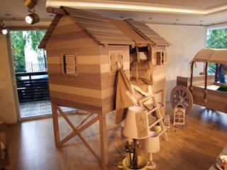 Lacote Design – LACOTE Çiftlik temalı  bebek ve çocuk odası :  tarz