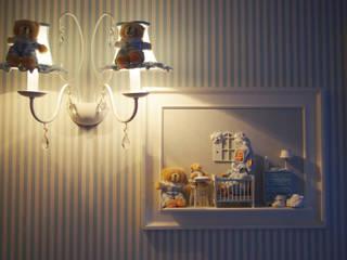 Lacote Design – Lacote Özel sipariş bebek odası  tasarımı:  tarz