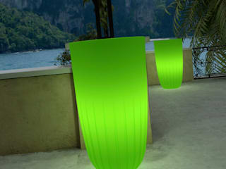 Tera light Collection Five Lime:  in stile  di tera-italy